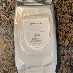 bareMinerals Mineral Cleansing Wipes NWT
